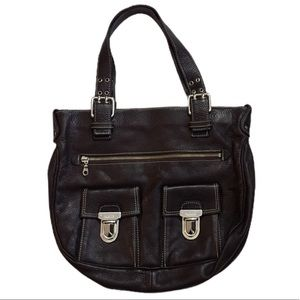 ROOT BOHO BRONW SHOULDER BAG